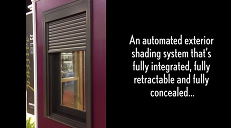 Automated Exterior Shades