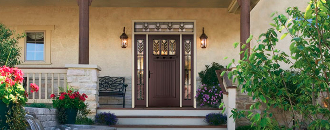 Therma-Tru front entry door
