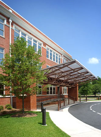 Lanier Building – Medical Center of Central Georgia