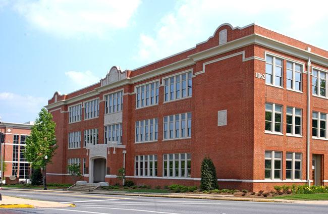 Lanier Building – Medical Center of Central Georgia
