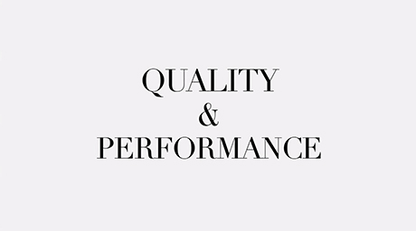 Quality & Performance