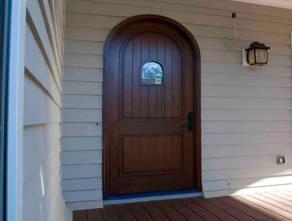 Why a New Front Door?