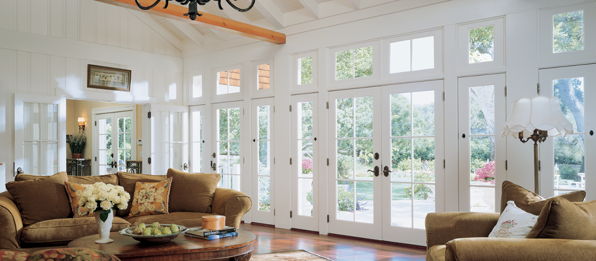 Swinging Patio Doors & Swinging Patio Doors - Our Products | AVI Windows u0026 Doors