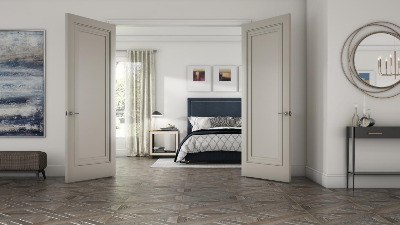 TruStile contemporary interior doors