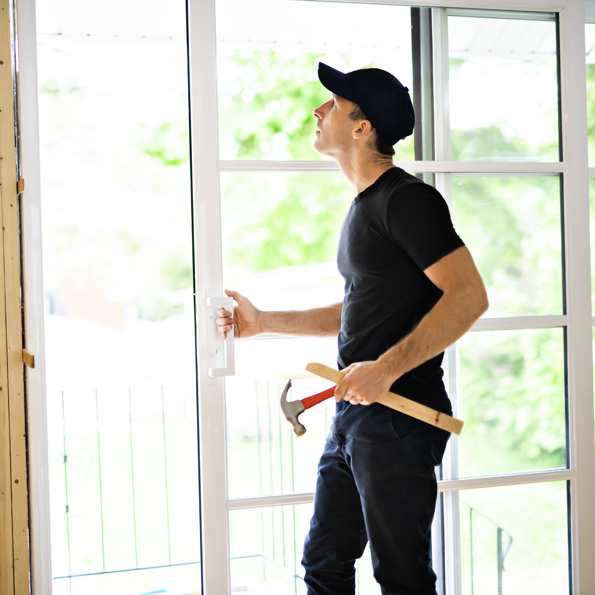 Door installation services