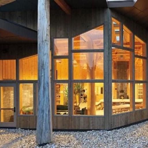 Custom shape windows