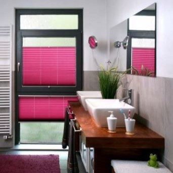 EuroLine pleated blinds