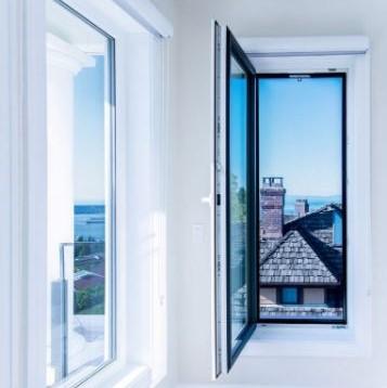 EuroLine tilt turn window