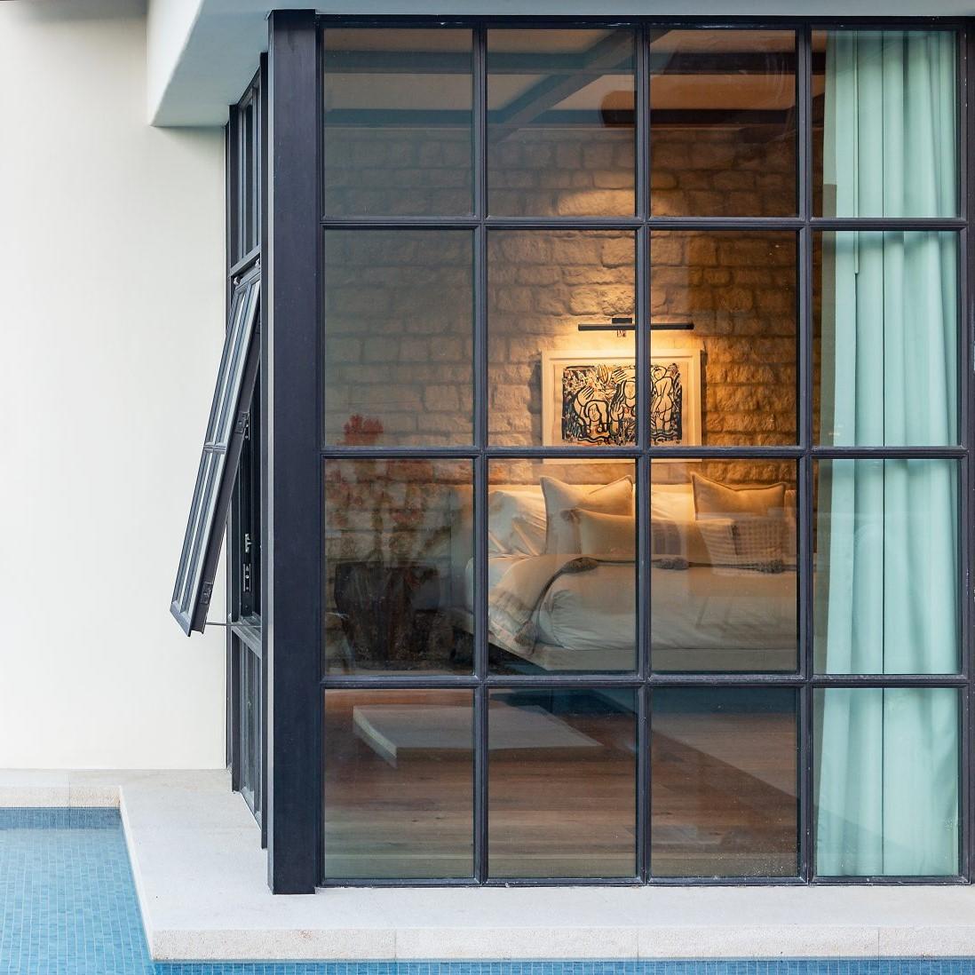 Arcadia awning windows