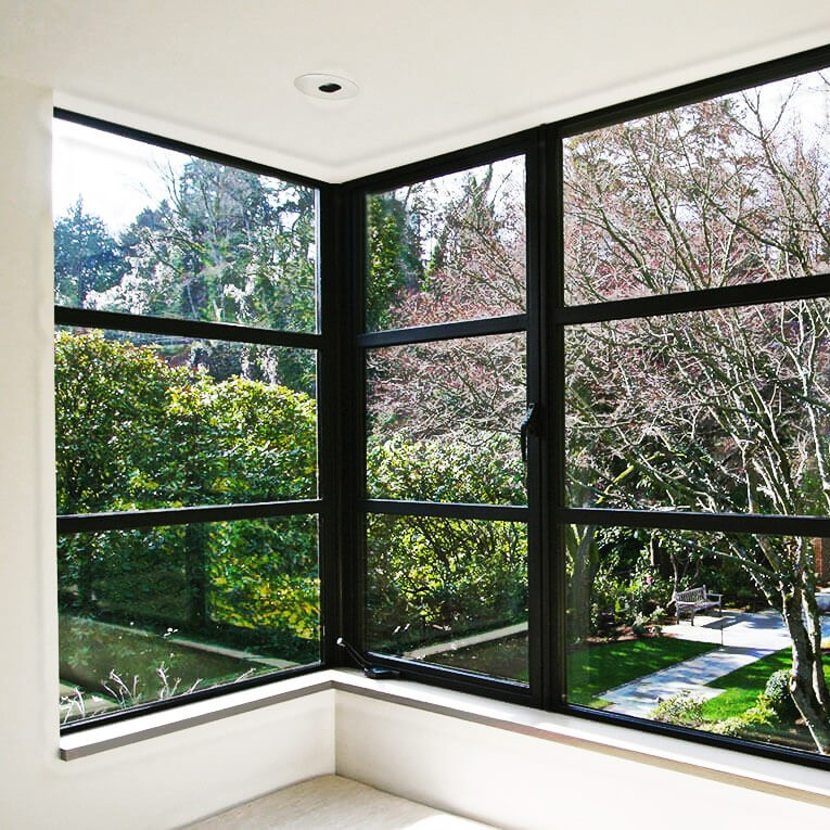 Arcadia casement windows