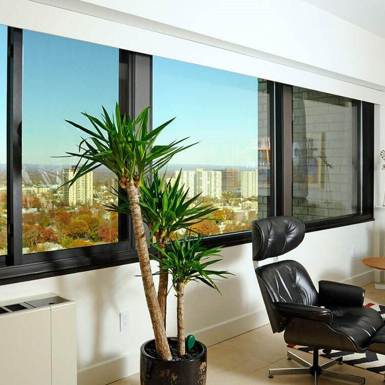 Arcadia sliding windows