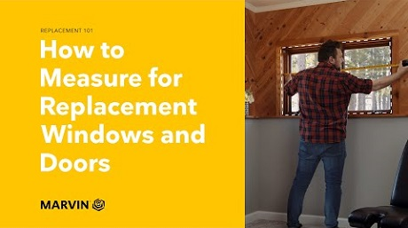 How to Measure Your Windows and Doors for Replacement